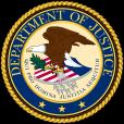 Justice Dept. logo