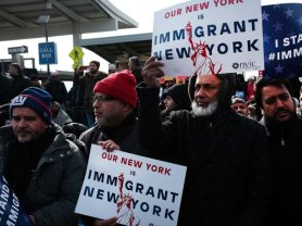 immigrant New York