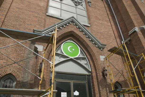 Utica church becomes mosque