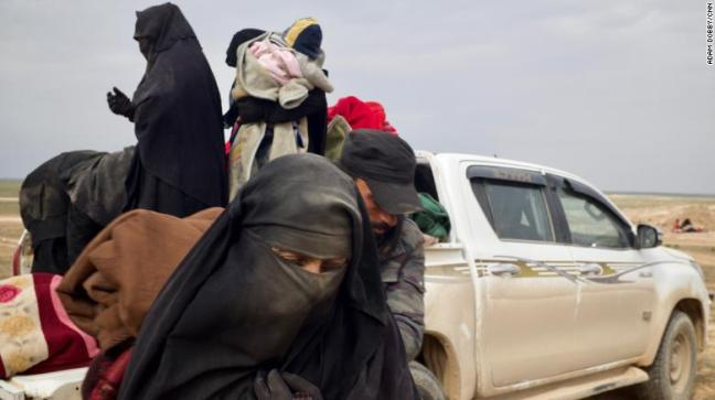 Women of the Caliphate