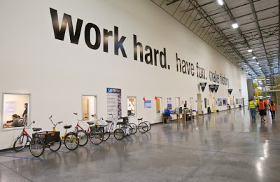Amazon Equips New Minnesota Fulfillment Center With Robotic Workforce