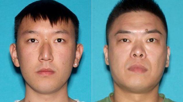 Chinese thugs