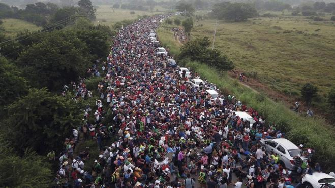 caravan mob