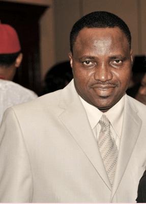 Celestine Tony Okwilagwe