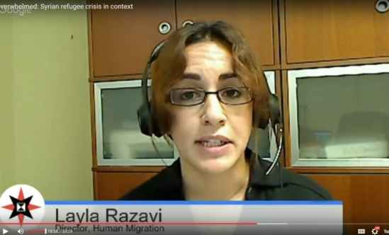 Layla Razavi