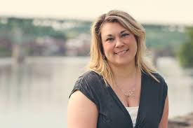 Mayor Kristen Cloutier