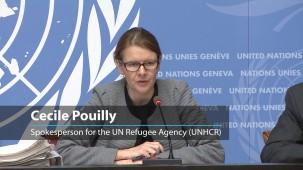 UN spokewoman