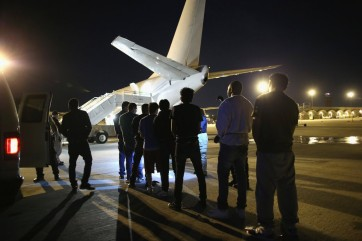 Somali deportation